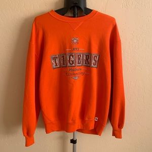 Vintage Russell athletic Auburn tigers sweatshirt